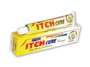 Itch-Cure-Cream